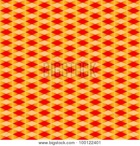 Abstract red seamless texture.