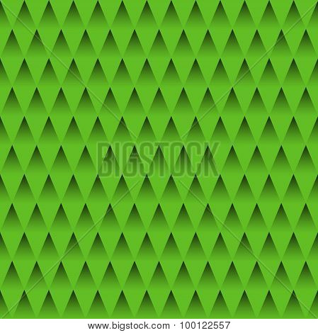 Abstract green seamless texture.