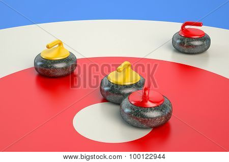 Curling Concept