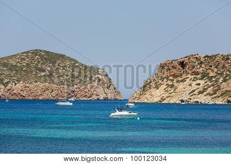The Islands Of Cabrera