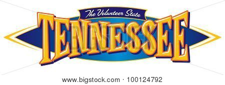 Tennessee The Volunteer State