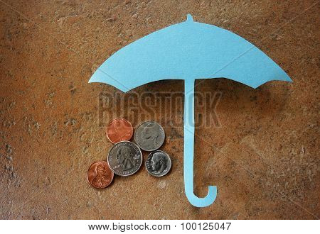 Umbrella Coins