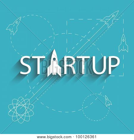 Startup Success New Project, Plan Of Development Business