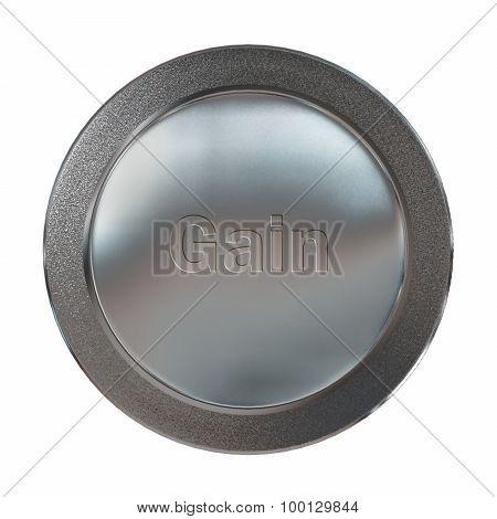 Platinum Gain Medal
