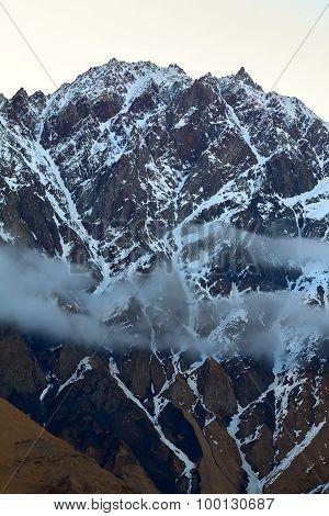 Mountains, Glacier