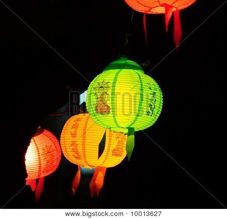 Buddhist Lantern