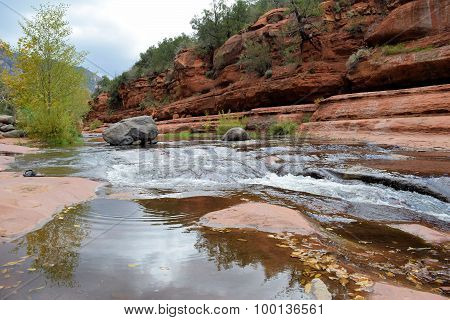 Slide Rock Sedona