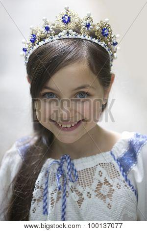 Smiling Princess