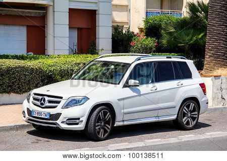 Mercedes-benz X204 Glk-class