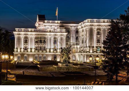 Skopje State Capitol