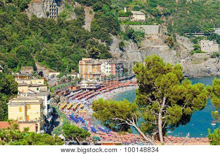Monterosso Al Mare, Cinque Terre (italian Riviera, Liguria)