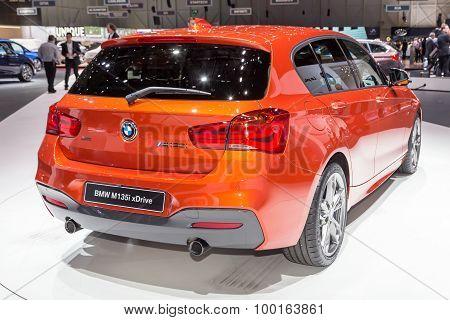 2015 BMW M135i xDrive