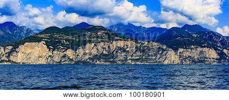Lake Garda (Lago di Garda) Italy