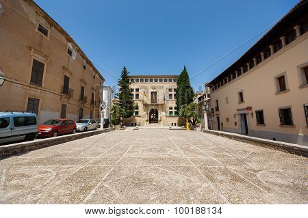 City Hall Of Arta, Mallorca