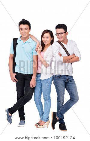 Vietnamese Pupils