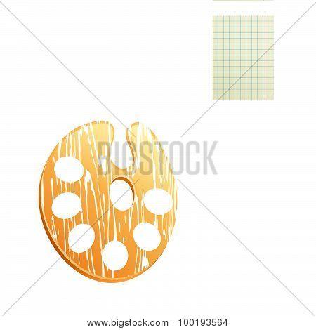 Set Of Flat Design Concept For Business