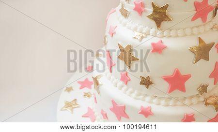 Birthday Cake Details