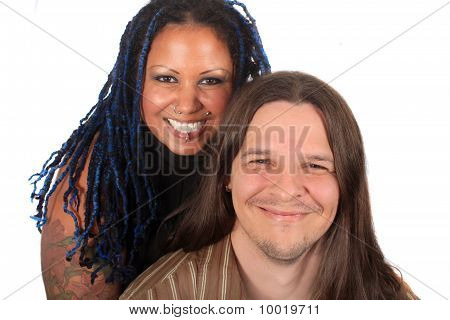 Multi Race Couple