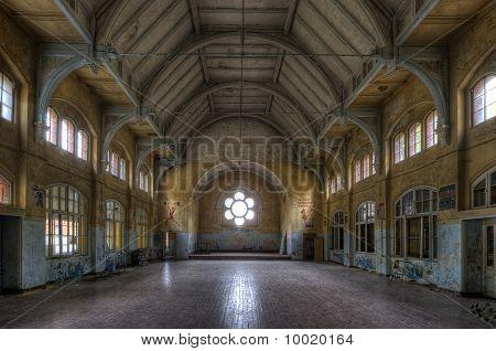 Old Sportshall