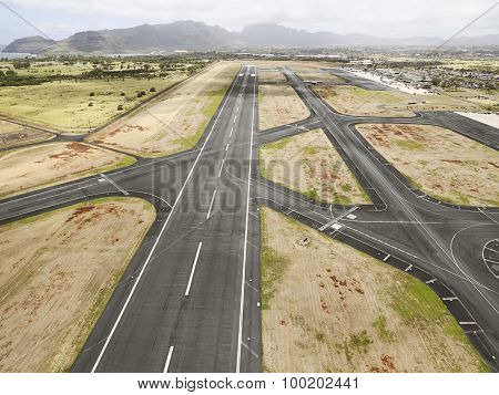 HIlo International Airport Runway, Hawaii