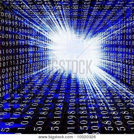 A tecnologia Internet
