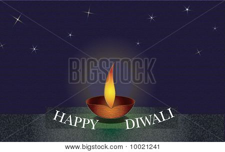 Diwali Four Text