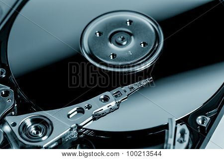 Open HDD
