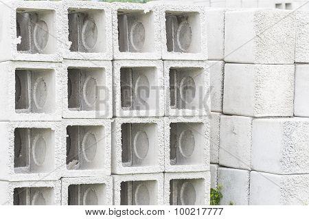 Precast Concrete Drains.