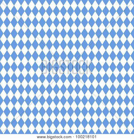 Bavarian Background Seamless