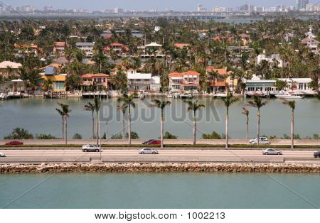 Miami City Landscape
