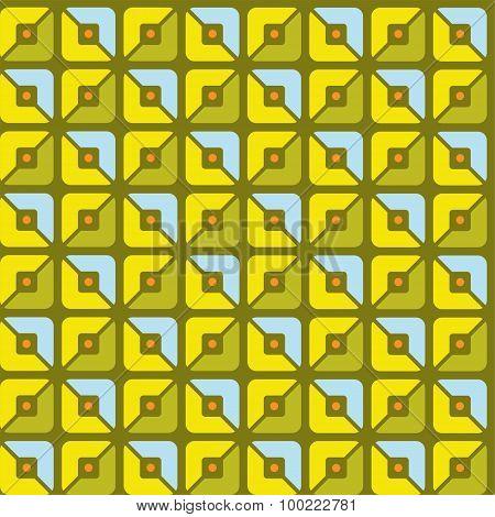 Seamless Pattern, Geometric, ...