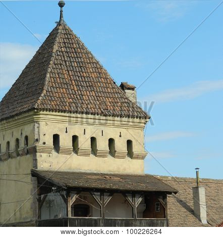 Old Defense Tower