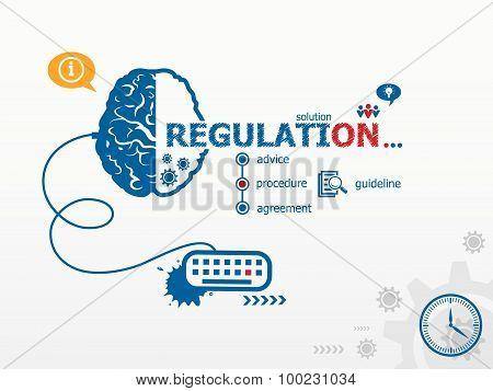 Regulation Design Illustration Concepts For Business