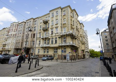 The Townhouse At Smolna Street In Warsaw
