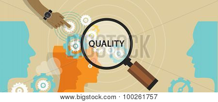 quality control management total solution production manufactoring