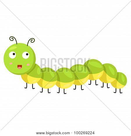 worm cute