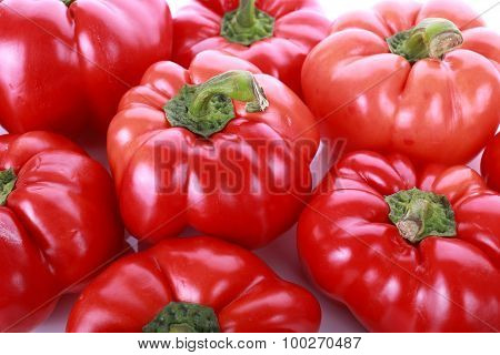 Red Paprika Pepper