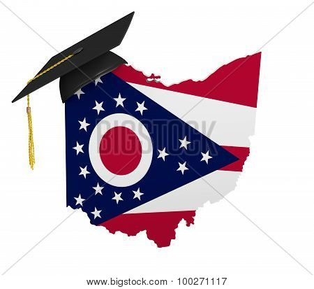 Ohio state college and university education