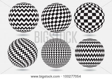 Sphere set
