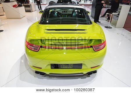 2015 TechArt Porsche 911 Targa 4S