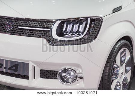 2015 Suzuki iM-4 Concept