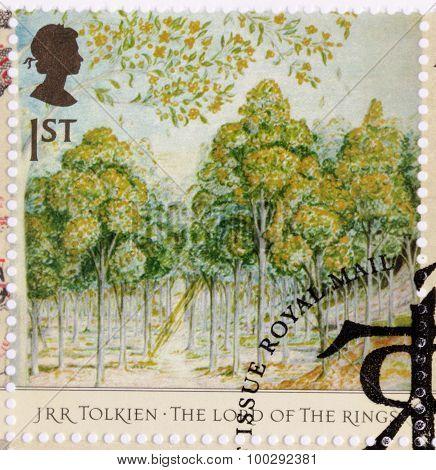 Forest Of Lothlorien