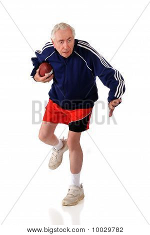 Going For A Touchdown
