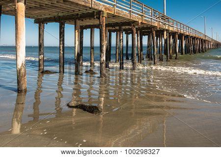 Avila Beach Pier, California