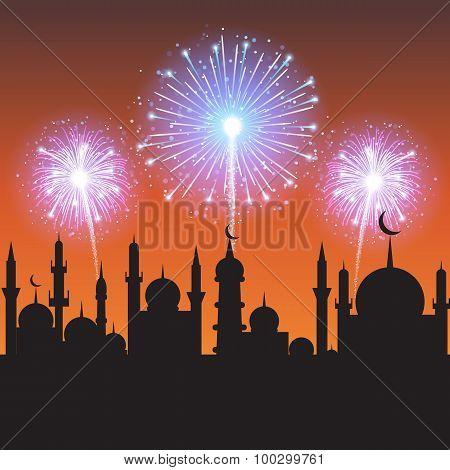 Muslim community festival.