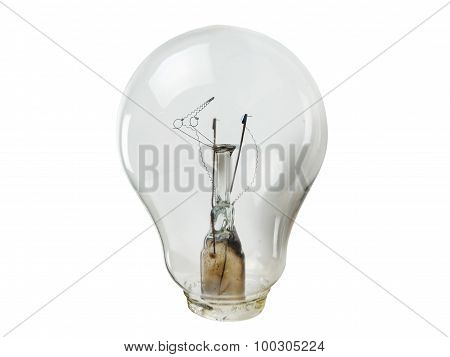 Broken Lamp Concept