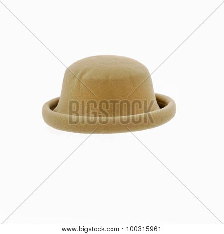 fedora hat isolated