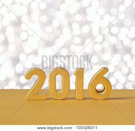 2016 Year Golden Figures