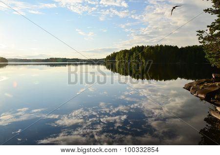 Lake view, Finland