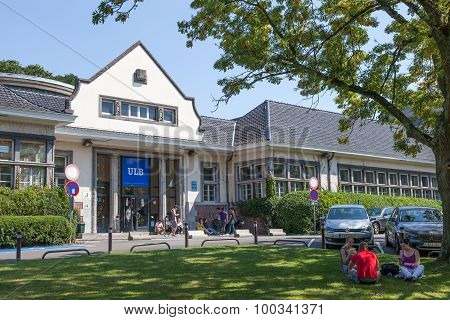Ulb -  The Free University Of Brussels, Belgium